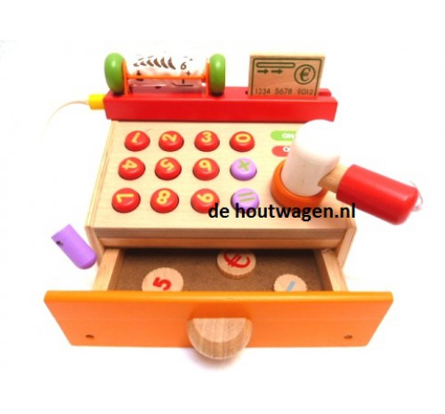 houten kassa playwood