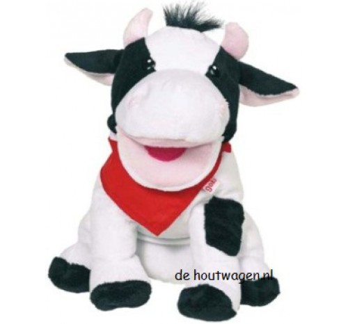 grote handpop  koe
