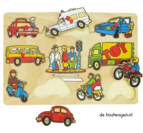 knoppuzzel transport