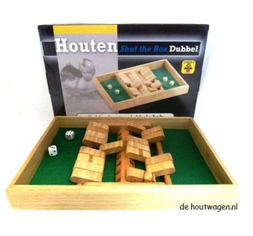 shut the box dubbel