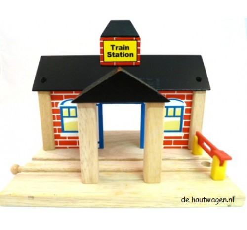 station groot huismodel