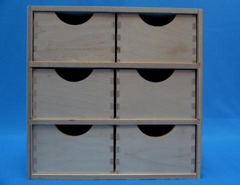 Kast Houten Kubussen : Houten kastjes